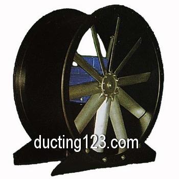 Blower Fan Ducting